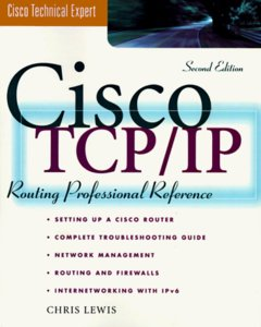 Cisco TCP/IP Routing Professional Reference, 2/e-cover