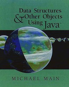 Data Structures & Other Objects Using Java-cover