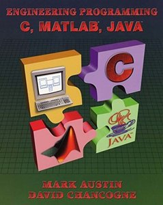 ENGINEERING PROGRAMMING C, MATLAB, JAVA-cover