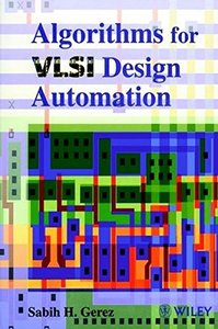 Algorithms for VLSI Design Automation (Paperback)-cover