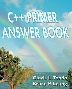 C++ Primer Answer Book-cover