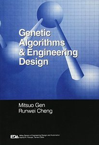 Genetic Algorithms & Engineering Design (Hardcover)-cover
