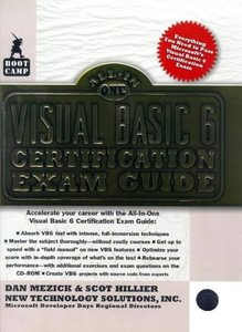 All-In-One Visual Basic 6 Certification Exam Guide-cover