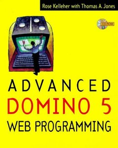 Advanced Domino 5 Web Programming (Paperback)-cover