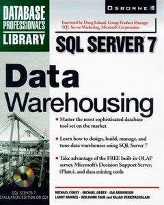 SQL Server 7 Data Warehousing-cover