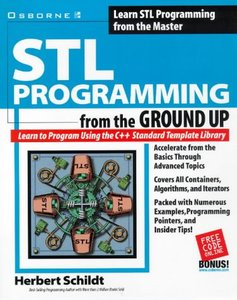 STL Programming from the Ground Up-cover