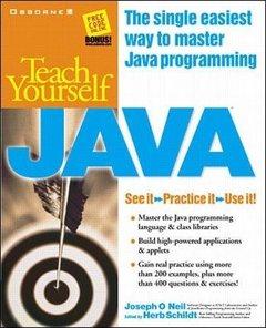 Teach Yourself: Java-cover