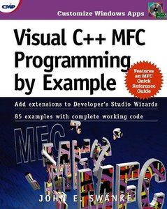 Visual C++ MFC Programming by Example-cover