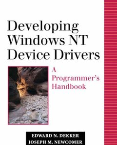 Developing Windows NT Device Drivers: A Programmer's Handbook-cover