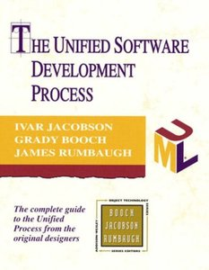 The Unified Software Development Process (Hardcover)-cover