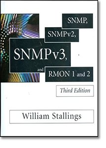 SNMP, SNMPV2, SNMPV3, and RMON 1 and 2, 3/e-cover