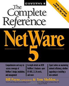 The Complete Reference: Novell Netware 5-cover