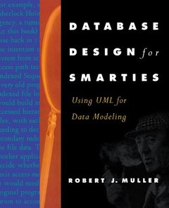 Database Design for Smarties: Using UML for Data Modeling-cover