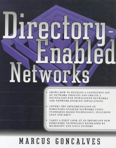 Directory-Enabled Networks-cover