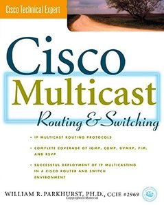 Cisco Multicast Routing and Switching-cover