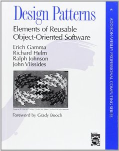 Design Patterns: Elements of Reusable Object-Oriented Software (Hardcover)-cover