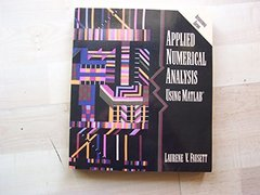 Applied Numerical Analysis Using Matlab-cover