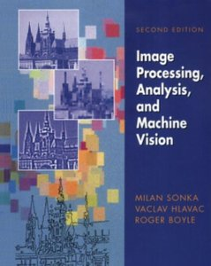 Image Processing: Analysis and Machine Vision, 2/e-cover