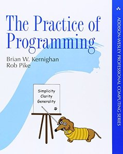 The Practice of Programming (Paperback)-cover
