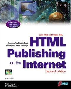 HTML Publishing on the Internet,2/e