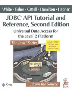JDBC API Tutorial and Reference, 2/e (Paperback)-cover
