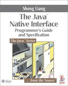 The Java Native Interface: Programmer's Guide and Specification-cover