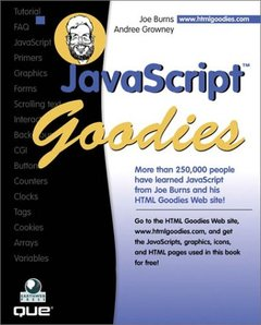 JavaScript Goodies-cover
