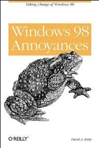Windows 98 Annoyances-cover