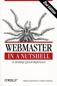 Webmaster in a Nutshell, 2/e-cover