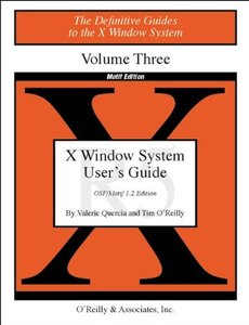 Volume 3M: X Window System User's Guide, 2/e-cover