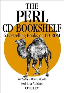 The Perl CD Bookshelf-cover
