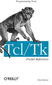 Tcl/TK Pocket Reference-cover