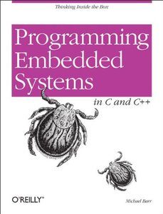 Programming Embedded Systems in C and C++-cover