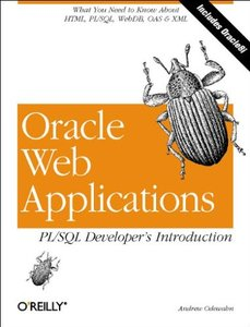Oracle Web Applications: PL/SQL Developer's Introduction (Paperback)-cover