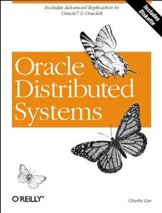 Oracle Distributed Systems-cover