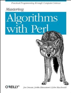 Mastering Algorithms with Perl (Paperback)-cover