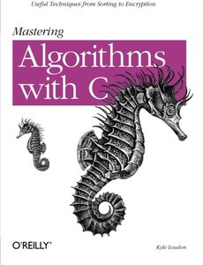 Mastering Algorithms with C (Paperback)-cover