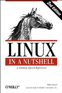 Linux in a Nutshell, 2/e-cover