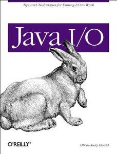 Java I/O (Paperback)-cover