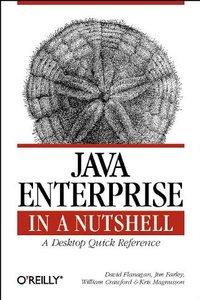 Java Enterprise in a Nutshell (Paperback)-cover