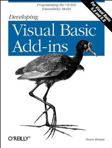 Developing Visual Basic Add-Ins (Paperback)-cover