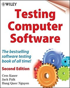 Testing Computer Software, 2/e (Paperback)-cover