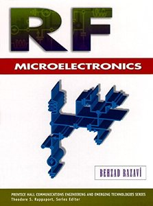 RF Microelectronics (Hardcover)-cover