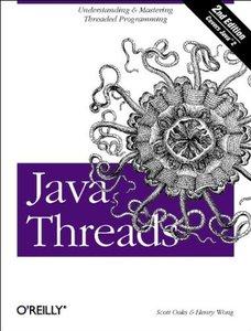Java Threads, 2/e-cover