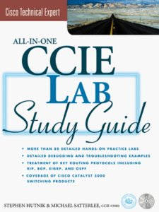 All-In-One Cisco CCIE Lab Study Guide-cover