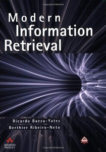 Modern Information Retrieval-cover