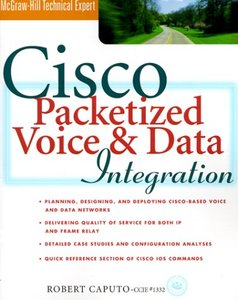 Cisco Packetized Voice and Data Integration-cover