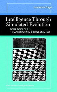 Intelligence Through Simulated Evolution (Hardcover)-cover