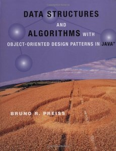 Data Structures and Algorithms with Object-Oriented Design Patterns in Java-cover