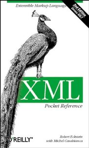 XML Pocket Reference-cover